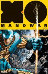 Valiant Entertainment's X-O Manowar Issue # 8b