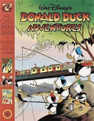 Gladstone's Carl Barks Library of Walt Disney's Donald Duck Adventures in Color Issue # 16