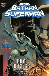 DC Comics's Batman / Superman Hard Cover # 1