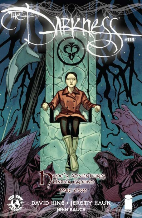 113 Best Images About Cool Gifts For Teen Girls On: The Darkness 113 (Top Cow)