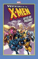 Marvel Comics's Adventures of the X-Men Soft Cover # 2