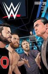 BOOM! Studios's WWE Issue # 20