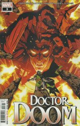 Marvel Comics's Doctor Doom Issue # 3
