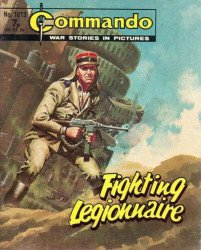 D.C. Thomson & Co.'s Commando: War Stories in Pictures Issue # 1013