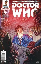 Titan Comics's Doctor Who: 10th Doctor - Year Three Issue # 6c