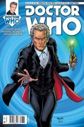 Titan Comics's Doctor Who: 12th Doctor Year Two Issue # 6c
