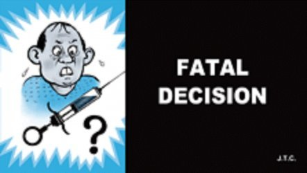 Chick Publications's Fatal Decision Issue nn