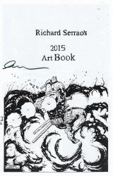 Self-Published's Richard Serrao's Sketchbook 2012 Issue # 1