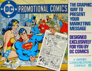 DC Comics's DC Promotional Comics Issue nn