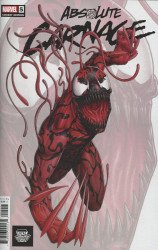 Marvel Comics's Absolute Carnage Issue # 5lcsd