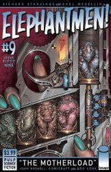 Image's Elephantmen Issue # 59
