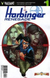 Valiant Entertainment's Harbinger: Renegade Issue # 1atomic