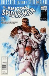 Marvel Comics's Amazing Spider-Man Issue # 659b
