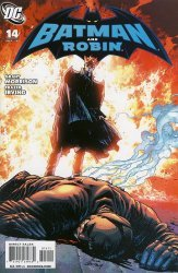 DC Comics's Batman and Robin Issue # 14