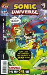 Archie's Sonic Universe Issue # 69
