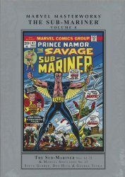 Marvel Comics's Marvel Masterworks: The Sub-Mariner Hard Cover # 8