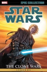 Marvel Comics's Star Wars Legends: Epic Collection - Clone Wars TPB # 3