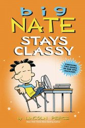 Andrews McMeel Publishing's Big Nate: Stays Classy TPB # 1