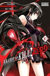 Yen Press's Akame Ga Kill!: Zero Soft Cover # 10