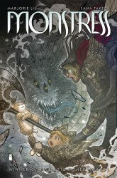 Image Comics's Monstress Issue # 23