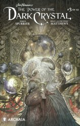 Archaia Studios Press's Jim Henson's Power of The Dark Crystal Issue # 3b