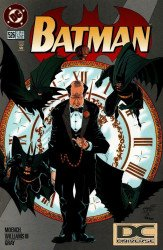 DC Comics's Batman Issue # 526b
