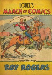 Western Printing Co.'s March of Comics Issue # 17b