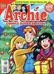 Archie Comics Group's Archie Comics Super Special Soft Cover # 6
