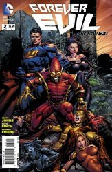 DC Comics's Forever Evil Issue # 2