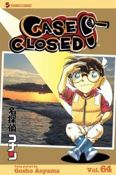 Viz Media's Case Closed Soft Cover # 64