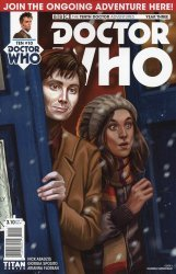 Titan Comics's Doctor Who: 10th Doctor - Year Three Issue # 10