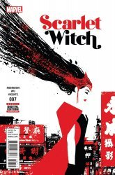 Marvel Comics's Scarlet Witch Issue # 7