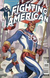 Titan Comics's Fighting American Issue # 1