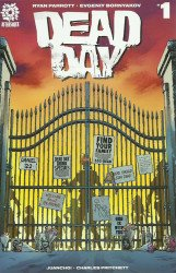 AfterShock Comics's Dead Day Issue # 1