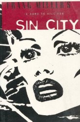 Dark Horse Comics's Frank Miller's Sin City: A Dame to Kill For TPB # 1-5th print