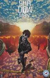 Valiant Entertainment's Shadowman Issue # 1third eye