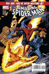 Marvel Comics's The Amazing Spider-Man Issue # 590
