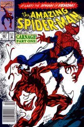 Marvel Comics's The Amazing Spider-Man Issue # 361