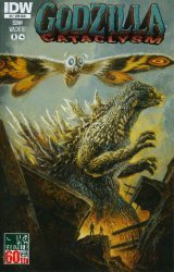 IDW Publishing's Godzilla: Cataclysm Issue # 4sub