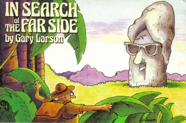 Andrews McMeel Publishing's Far Side Collection: In Search Of The Far Side Soft Cover # 1