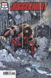 Marvel Comics's Juggernaut Issue # 1c