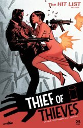 Image's Thief of Thieves Issue # 25