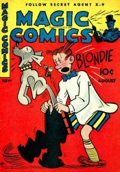 David McKay Publications's Magic Comics Issue # 97