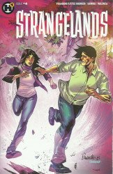 Humanoids Publishing's Strangelands Issue # 4