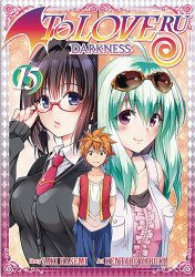 Seven Seas Entertainment's To Love Ru: Darkness Soft Cover # 15