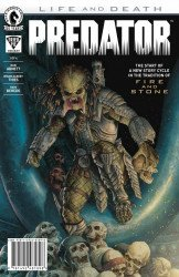 Dark Horse Comics's Predator: Life and Death Issue # 1fried pie