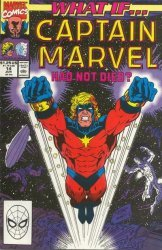 Marvel Comics's What If...? Issue # 14