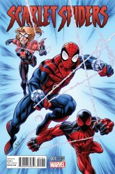 Marvel's Scarlet Spiders Issue # 1c