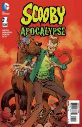 DC Comics's Scooby: Apocalypse Issue # 1e
