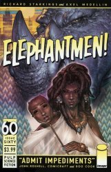 Image's Elephantmen Issue # 60